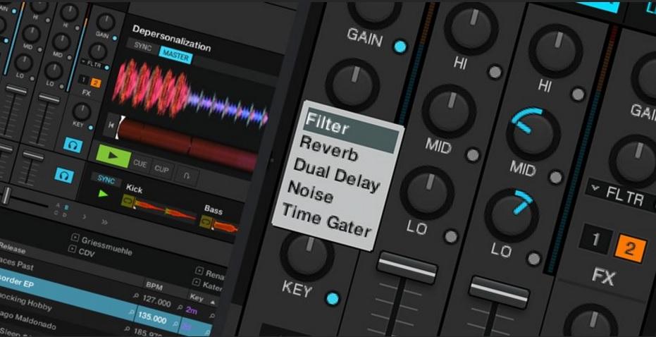 Traktor破解版|Traktor(DJ混音软件) for mac v3.0.2 破解版 免激活码