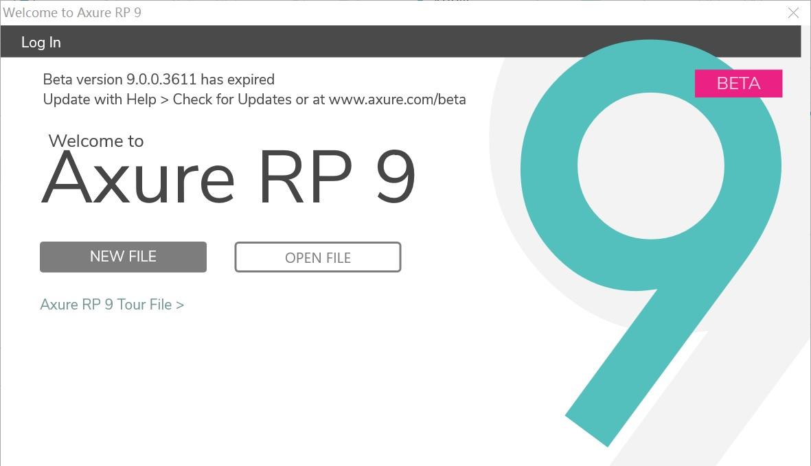 Axure破解版|axure rp(快速原型设计工具)9 beta 破解版 附激活码