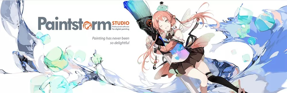 Paintstorm Studio破解版|Paintstorm Studio(数字绘画软件)for mac 2.2.1 破解版 免激活码