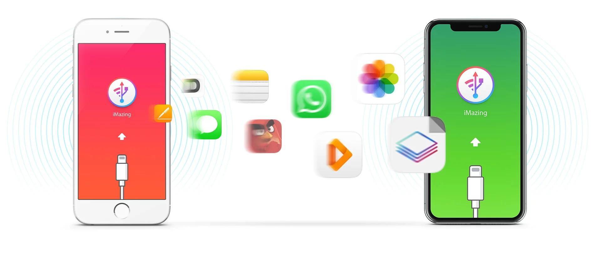 iMazing破解版|iMazing(iOS设备管理器)2.8.6 中文破解版 附注册机