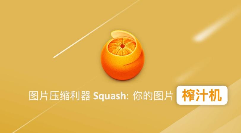 Squash破解版|Squash for mac 2.0.2 TNT 破解版下载—图片压缩软件