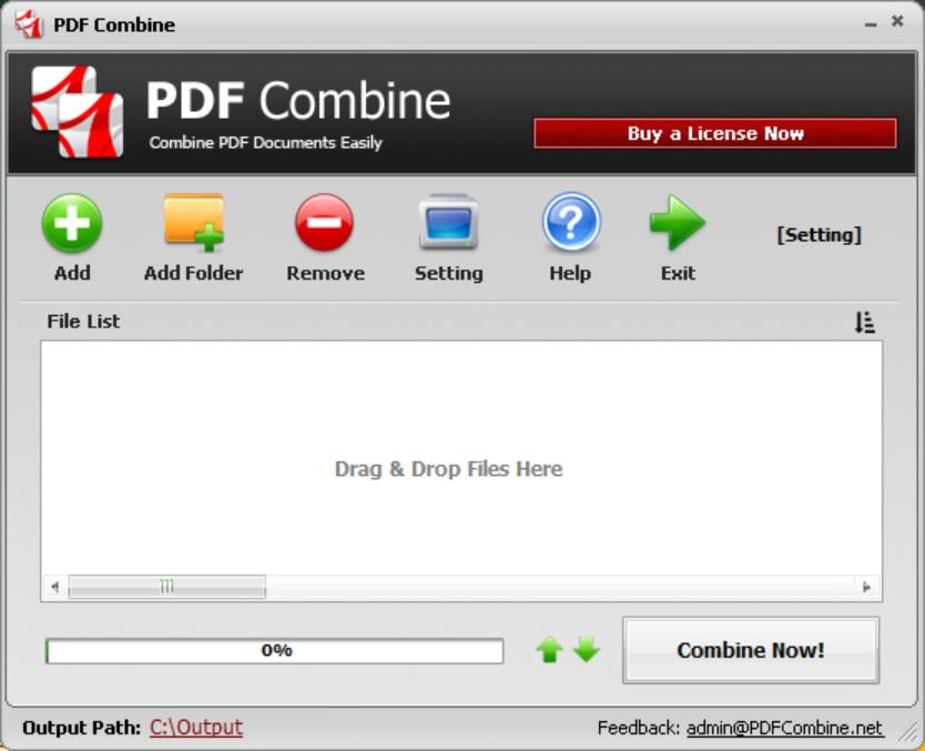 PDF Combine 破解版|文件合并软件 PDF Combine 3.5.0 中文破解版(附激活码)