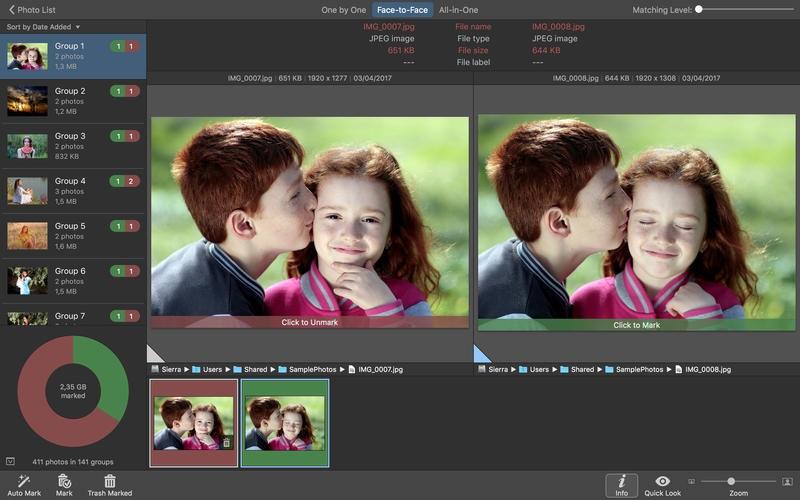 PhotoSweeper破解版|PhotoSweeper for mac 3.4.3 内置激活版—检索重复照片软件