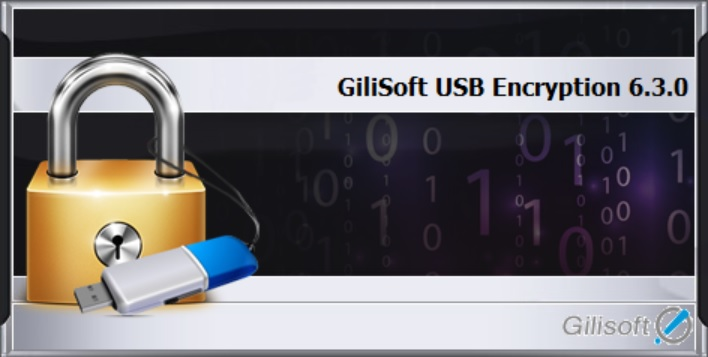 USB加密软件 Gilisoft USB Encryption 破解版 v6.3.0 中文破解版(附注册机)