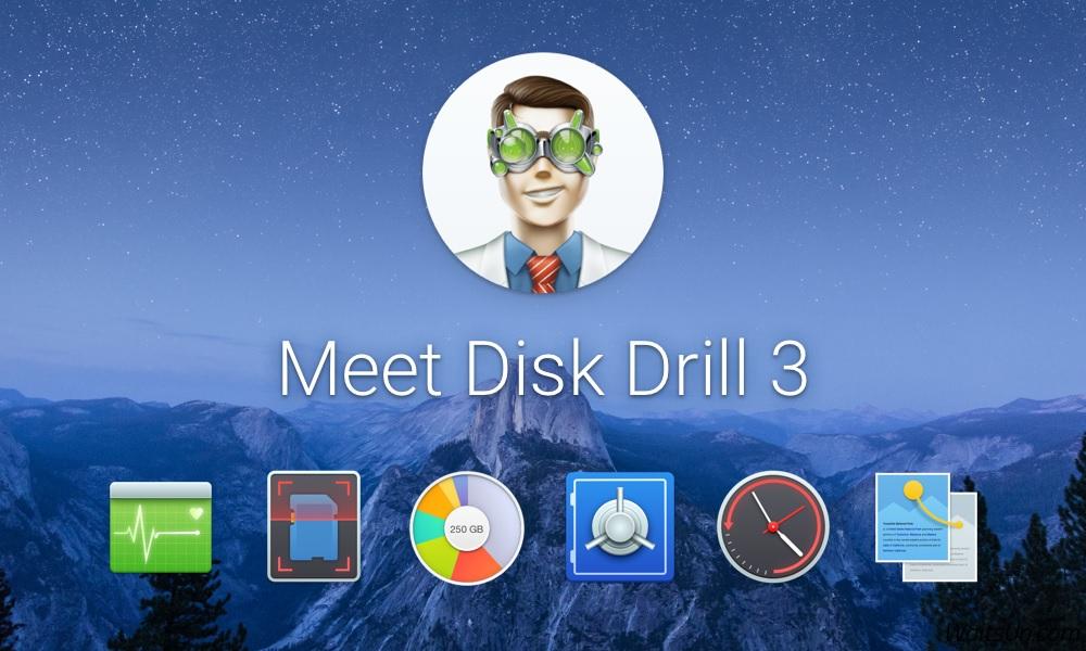 苹果数据恢复软件 Disk Drill 破解版 for mac 3.7.9 企业破解版(免激活码)