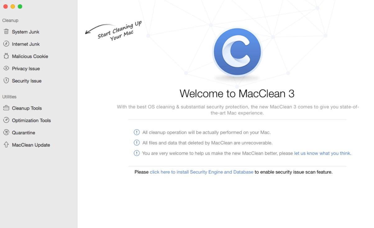 系统清理软件 MacClean破解版 v3.6.0 for mac TNT 内置激活版(免激活码)