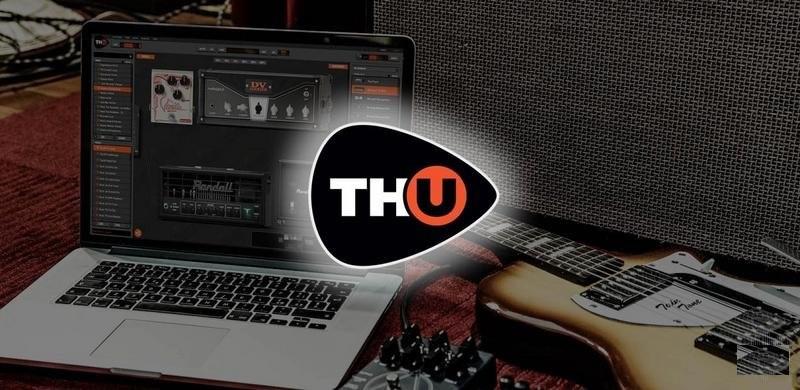 吉他谱曲软件 Overloud TH-U Complete for mac 1.1.2(免激活码)