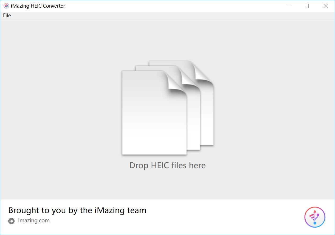 iMazing HEIC Converter 免费版 v1.0.9 中文特色版(HEIC转换器)