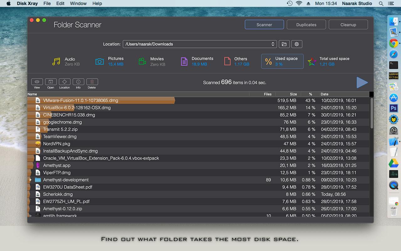 磁盘清理软件 Disk Xray 破解版 for mac 2.7.1 直装破解版(附激活码)