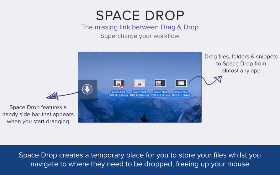 Space Drop for mac 破解版.png
