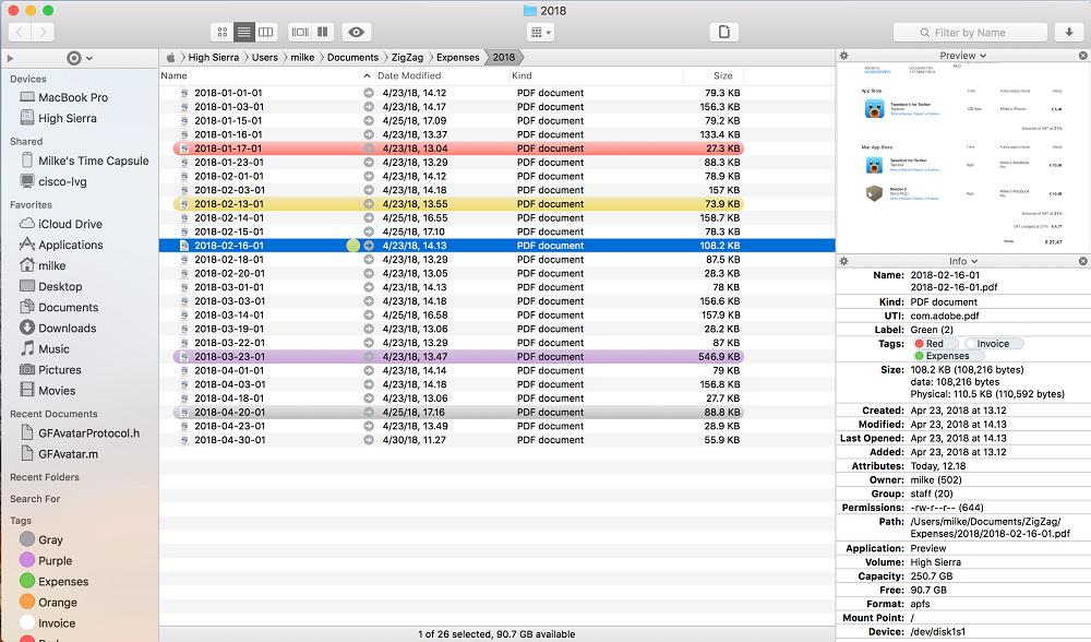 系统文件管理软件 Path Finder 破解版 for mac 9.0.3 直装破解版(附激活码)