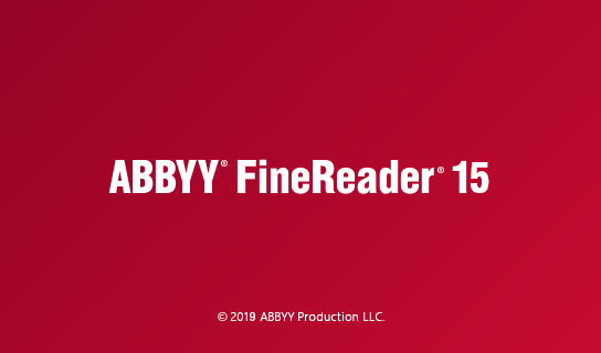 OCR识别软件 ABBYY FineReader 破解版 v15.0.1 中文破解版(附激活码)
