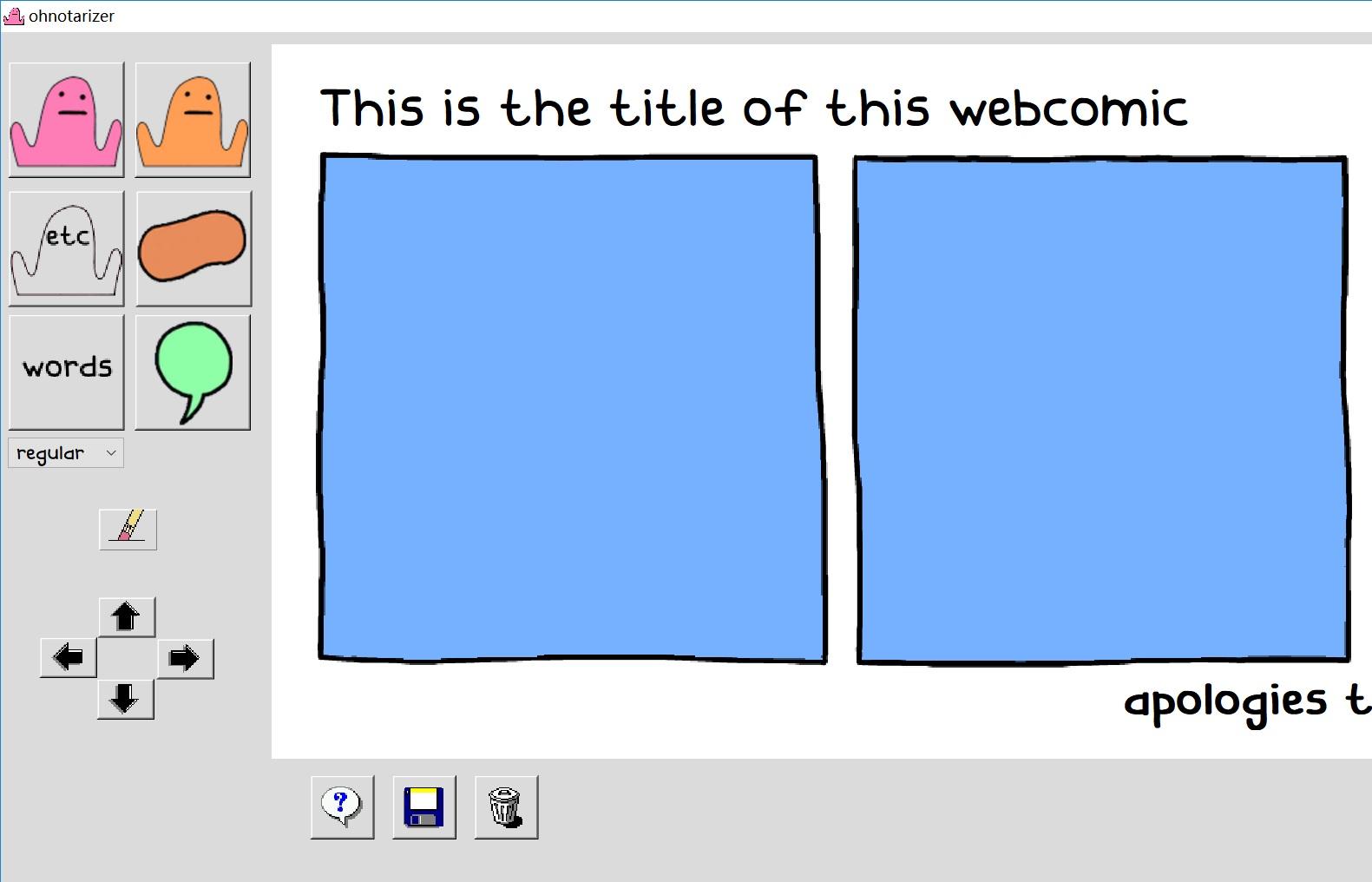 漫画制作软件 Ohnotarizer破解版 v1.0.0 绿色中文破解版(免激活码)