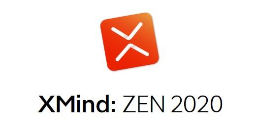 苹果思维导图软件 XMind ZEN 2020 for Mac 10.0.1 中文破解版(附破解补丁)
