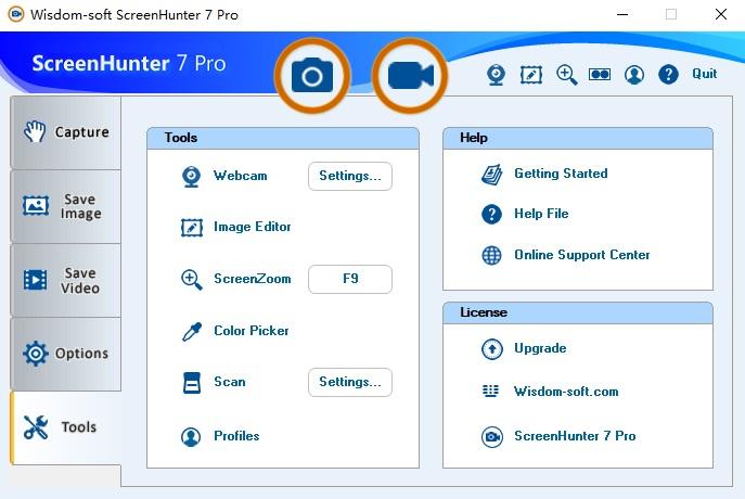 录像截屏软件 ScreenHunter破解版 v7.0.1 中文破解版(附破解补丁)