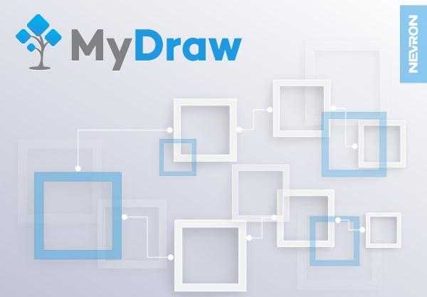 思维导图软件 MyDraw破解版|MyDraw 4.3.0 中文破解版(附破解文件)
