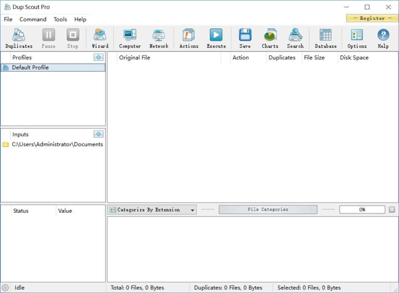 重复文件清理工具 Dup Scout Pro v12.6.18 破解版(附注册机)