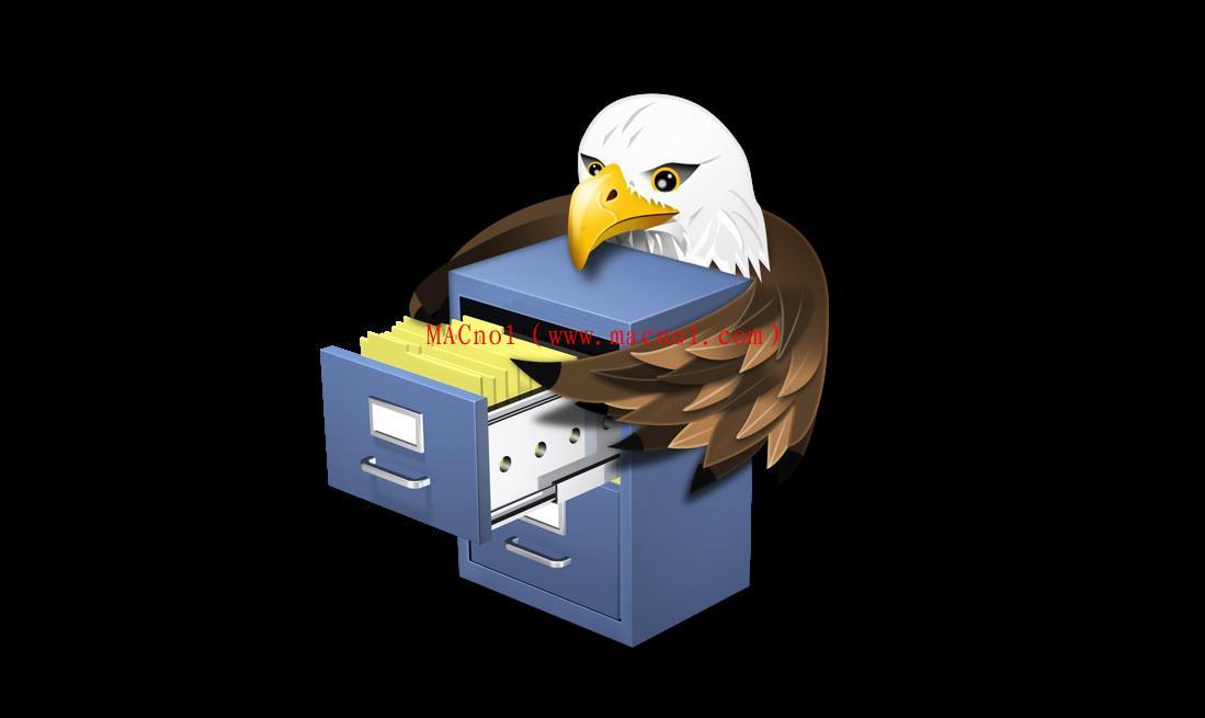 文件管理工具 EagleFiler破解版 for mac 直装破解版(免激活码)