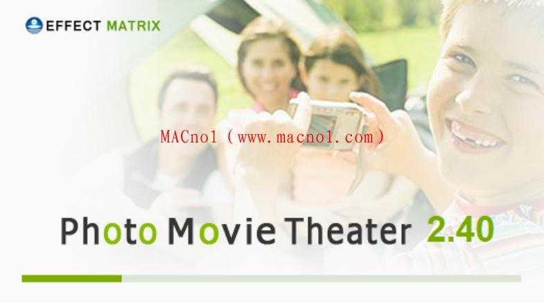 影音制作软件 Photo MovieTheater v2.4.0 中文免费版(免激活码)