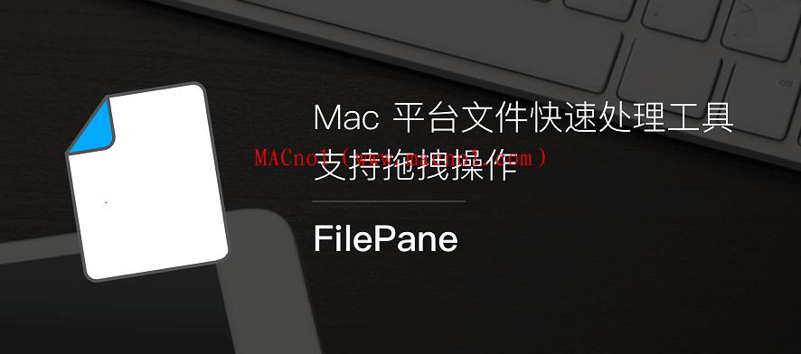 系统文件管理工具 FilePane for Mac v1.10.7 破解版(附注册码)