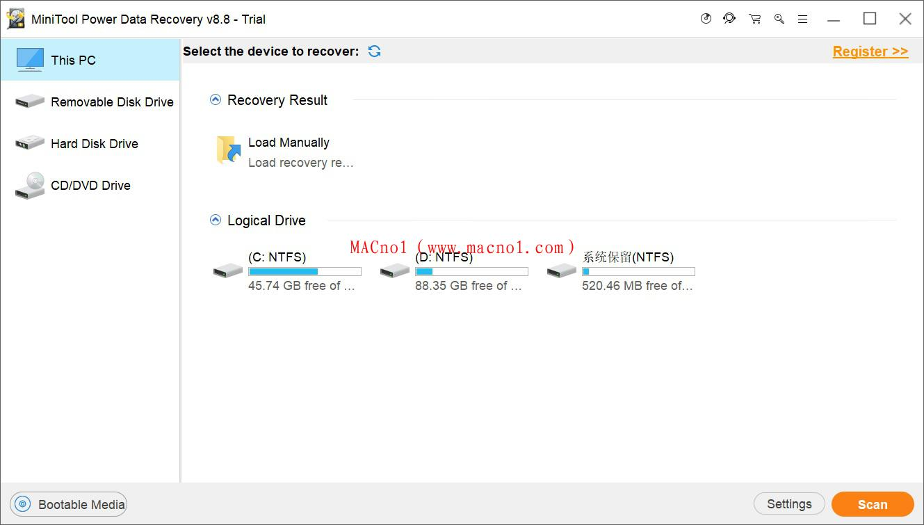 MiniTool Power Data Recovery 8.jpg