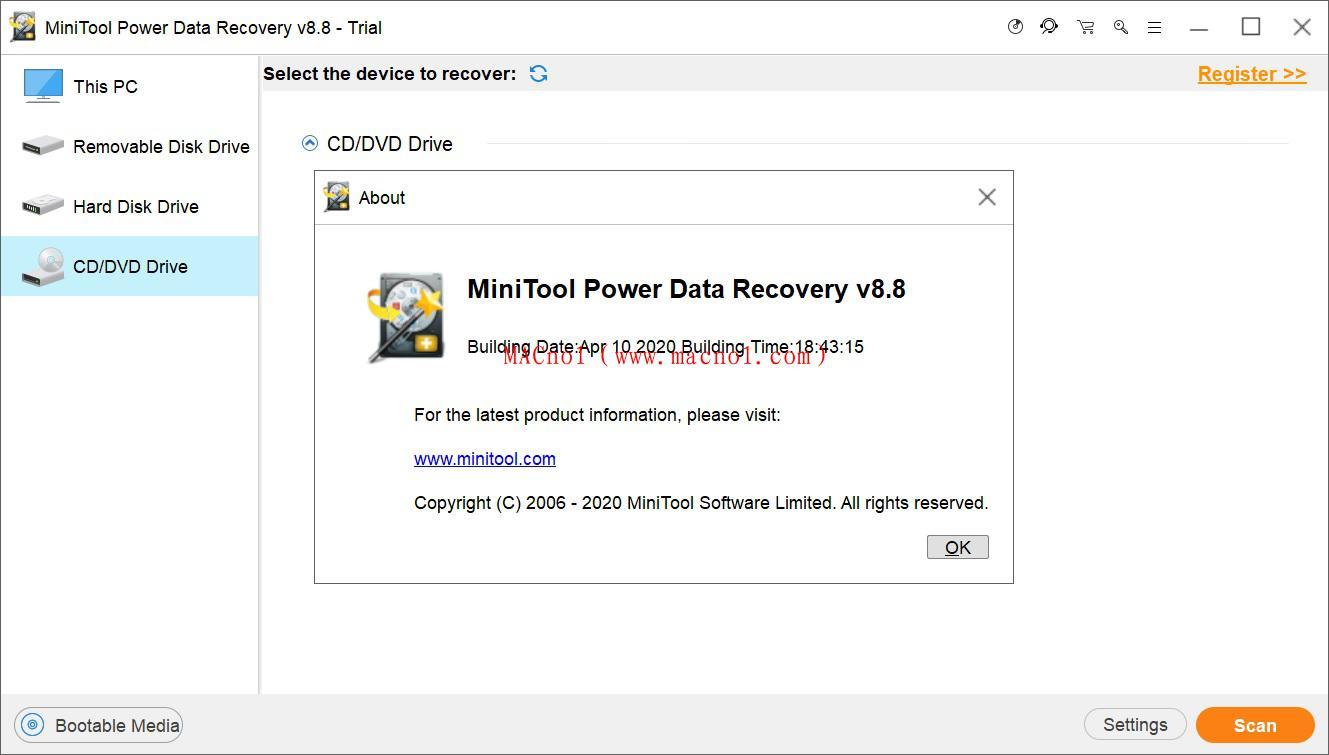 MiniTool Power Data Recovery 破解版.jpg