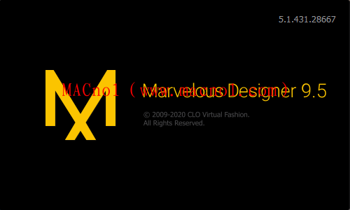 服装设计软件 Marvelous Designer 9 v5.1.4 中文破解版(附破解补丁)
