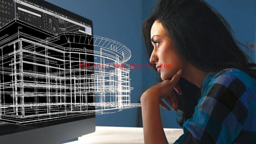 3D制图软件 CorelCAD 2020 破解版 v20.1.1 中文破解版(附破解文件)