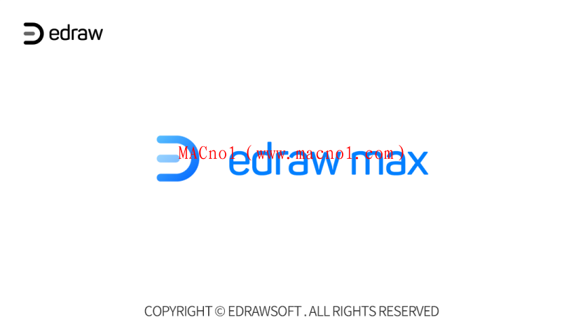 Edraw Max 破解版(流程图制作软件) v10.0.4 中文破解版