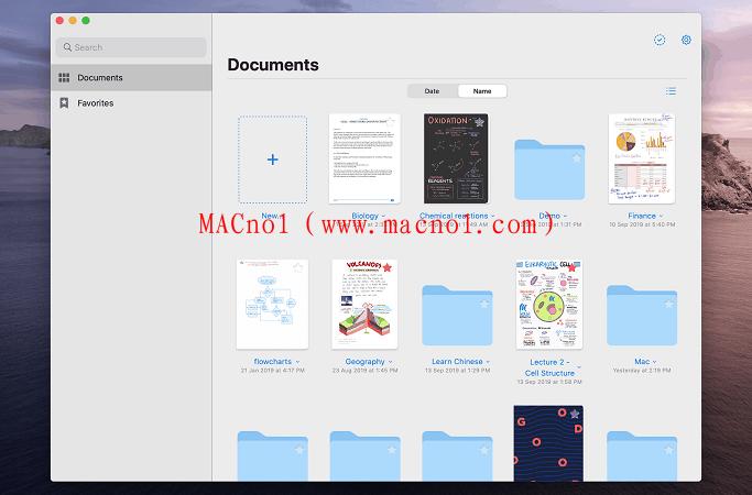 GoodNotes mac 破解版.png
