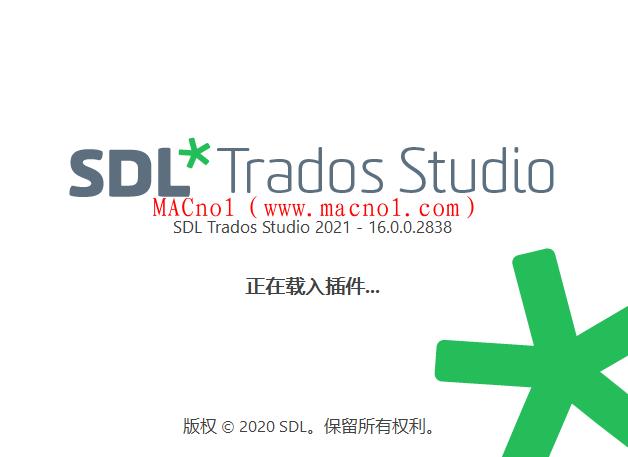 翻译效率软件 SDL Trados Studio 2021 v16.0.0 中文特别版