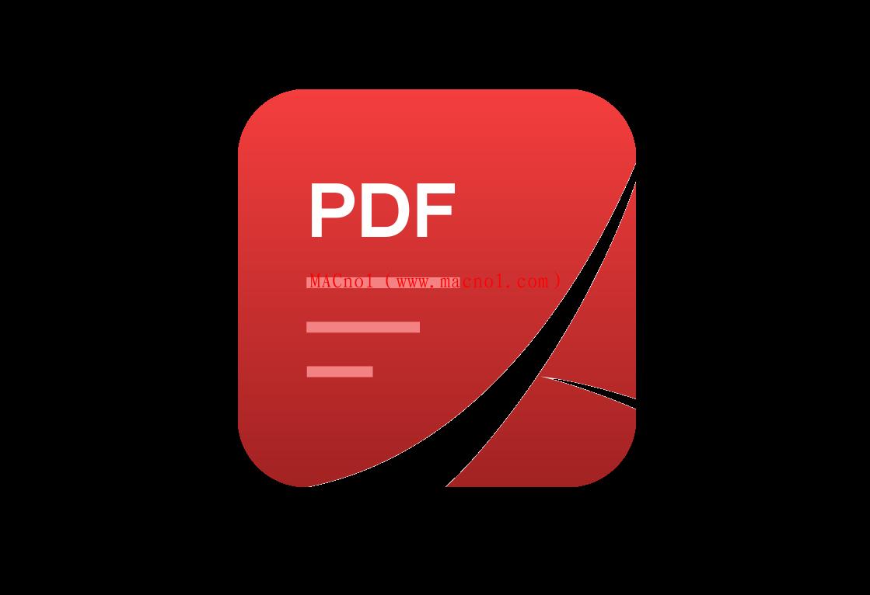 PDF阅读专家 PDF Reader Pro for Mac v2.7.4 中文破解版(附注册码)