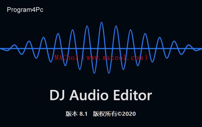 Program4Pc DJ Audio Editor.png
