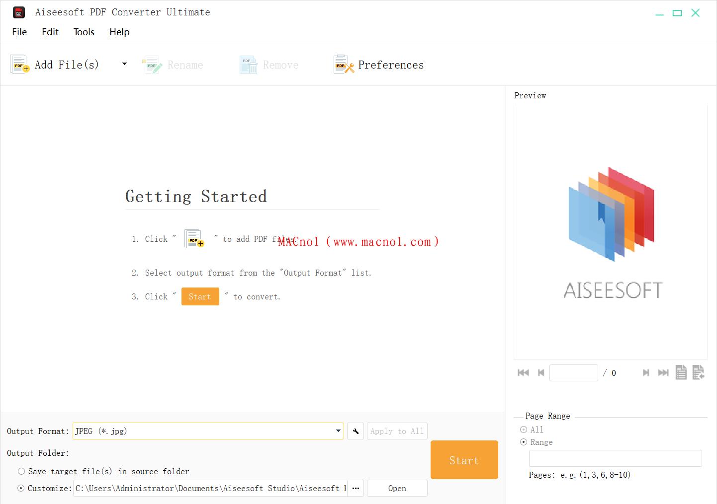 Aiseesoft PDF Converter 3.png
