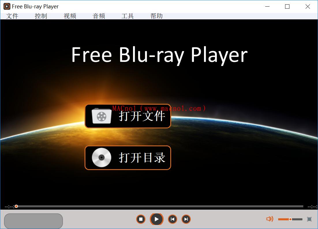 蓝光视频播放软件 Blu-ray Player Pro v5.1.3 中文破解版(附破解补丁)