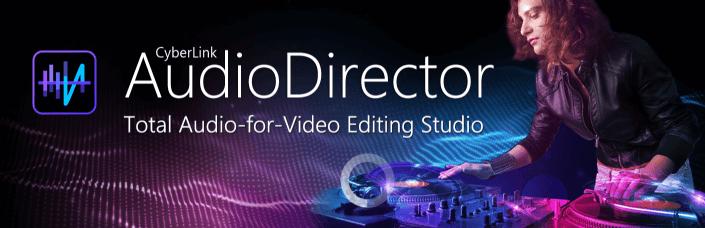 音频编辑软件 CyberLink AudioDirector v11.0.2 中文破解版(附注册机)