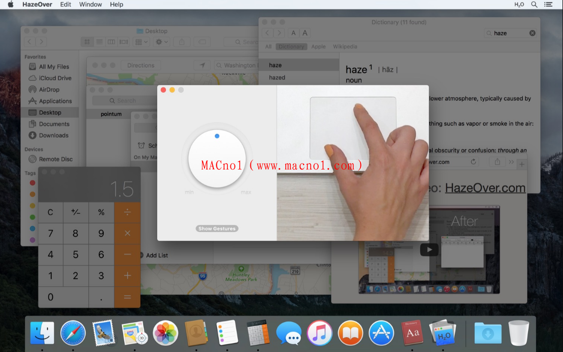 HazeOver for Mac 激活码.png