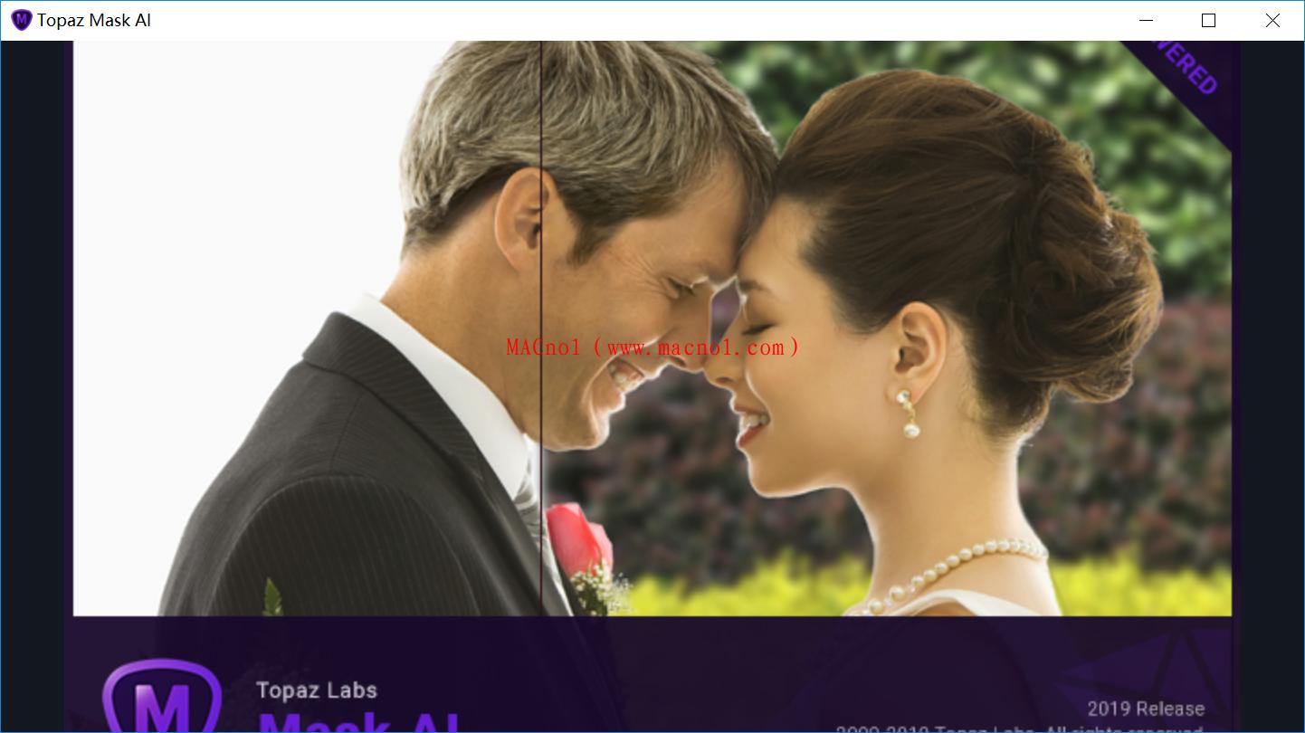 Topaz Mask AI(智能抠图软件)v1.3.5 中文破解版 附注册机