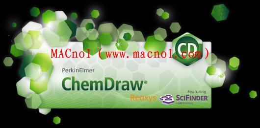 化学绘图软件 ChemDraw 2020 v20.0.0 中文破解版(附破解补丁)