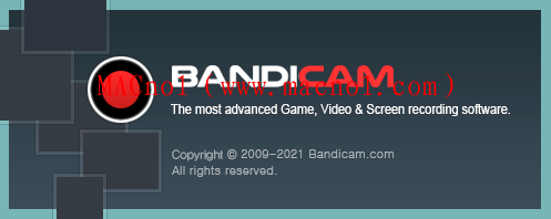 Bandicam(直播录制软件)v5.0.0 破解版 附和谐补丁