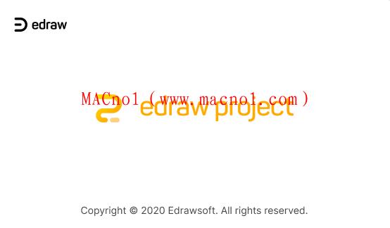 Edraw Project(亿图项目管理软件)v2.0.0 破解版 附激活补丁