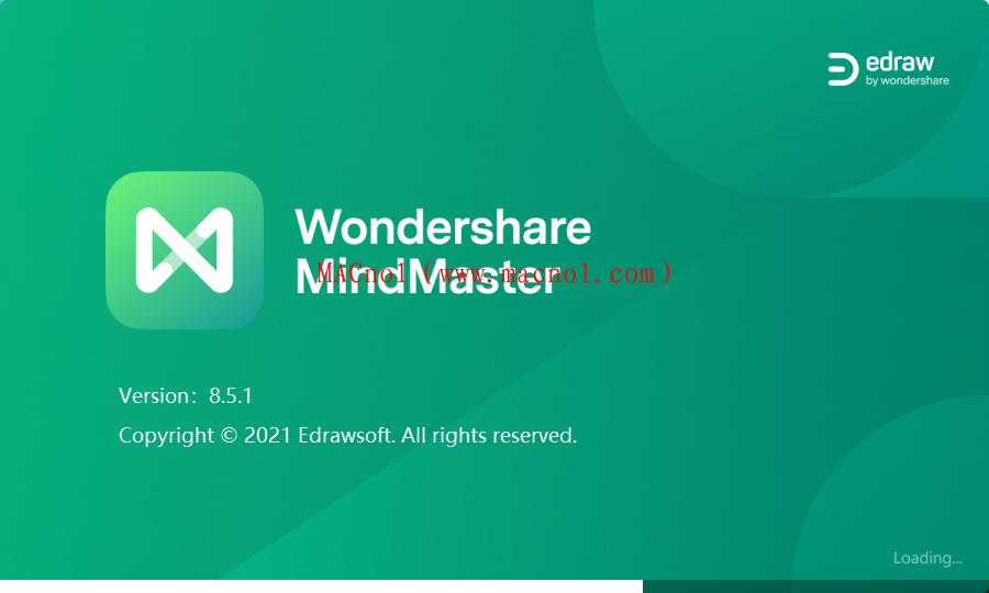 MindMaster Pro(思维导图软件)v8.5.1 破解版 附破解补丁