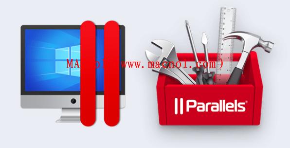 Parallels Desktop(苹果虚拟机)v16.3.2 最新破解版 附激活码