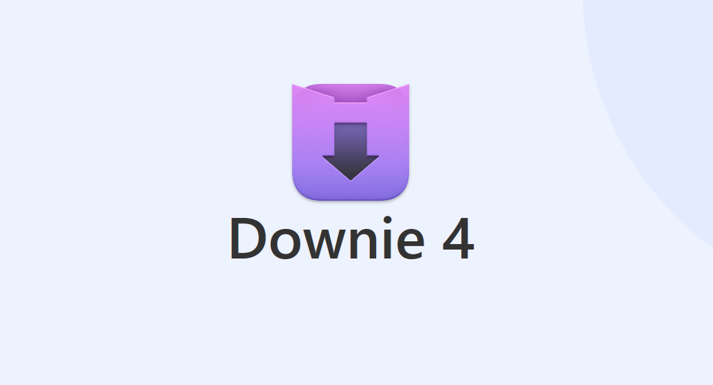 Downie(视频下载软件)for Mac v4.1.18 破解版 附注册码