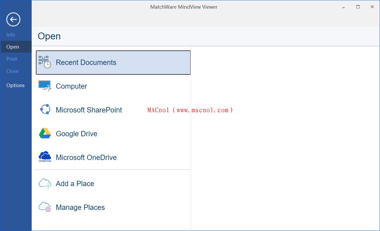 思维导图软件 MathWare MindView v8.0.2 破解版(附破解补丁)