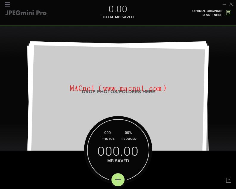 JPEGmini(图片压缩工具)v3.1.0 直装破解版 免激活码