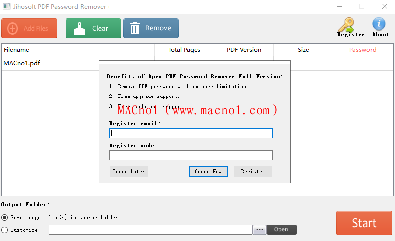PDF Password Remover 破解版.png