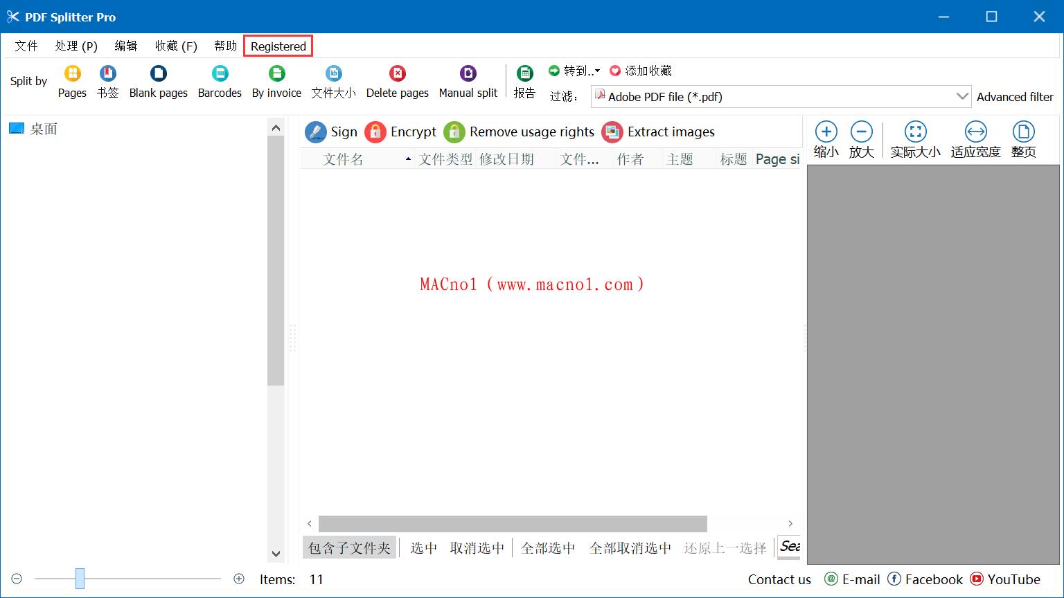 CoolUtils PDF Splitter 破解版.png