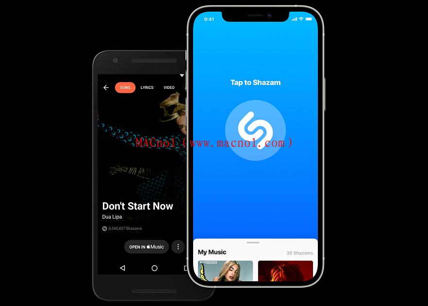 安卓听歌识曲软件 Shazam v11.21.0 高级功能解锁版