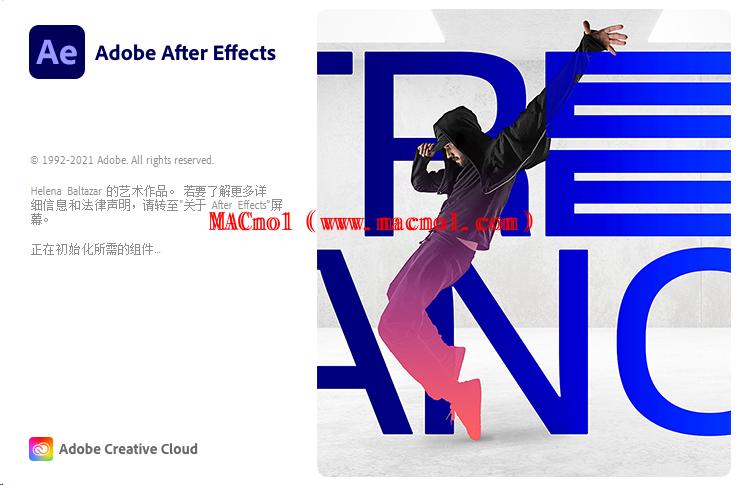 视频特效软件 Adobe After Effects 2021 v18.2.0 中文破解版(附注册码)